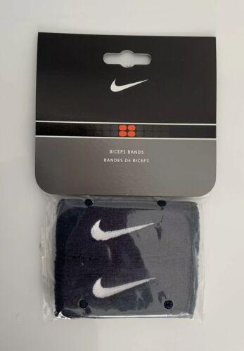 Nike Adultes Unisexe Biceps bandes taille unique AC0368 429 Marine