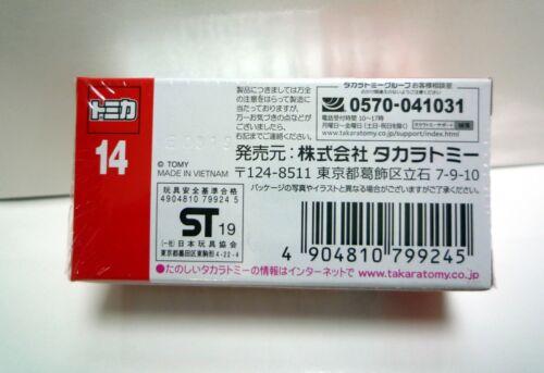 Takara Tomy//Tomica No.14 Suzuki Jimny//Samurai//1:57