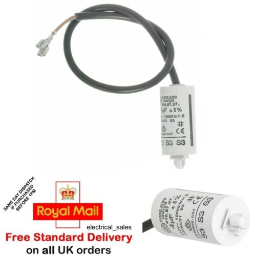 8MM P2-UK C00266752 ORIGINALE Hotpoint Frigorifero Congelatore Partenza Condensatore 4MF