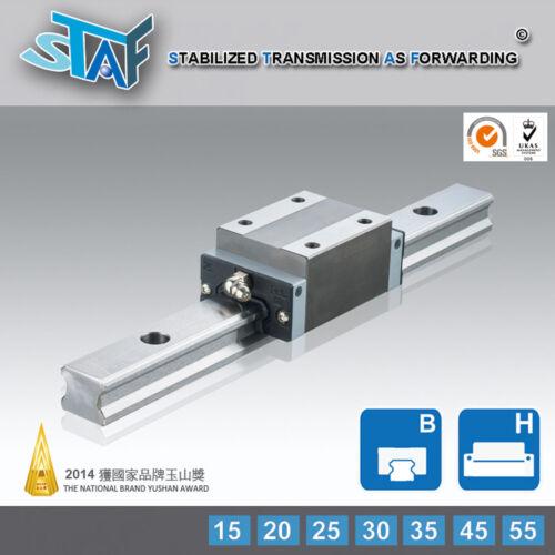 Block Only STAF BGXS15BN-N-Z1 15 Type Block No Flange//Standard 15mm