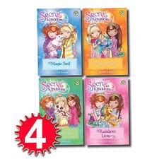 Secret Kingdom Series 4 Collection Rosie Banks 4 Books Set Collection Vol 19-22