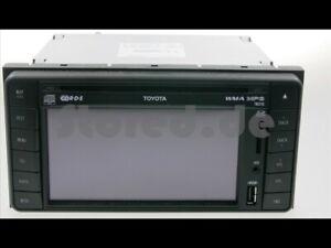 Toyota-tns510-Universal-Systeme-de-Navigation-Navigation-TNS-510-mp3-usb-comme-neuf