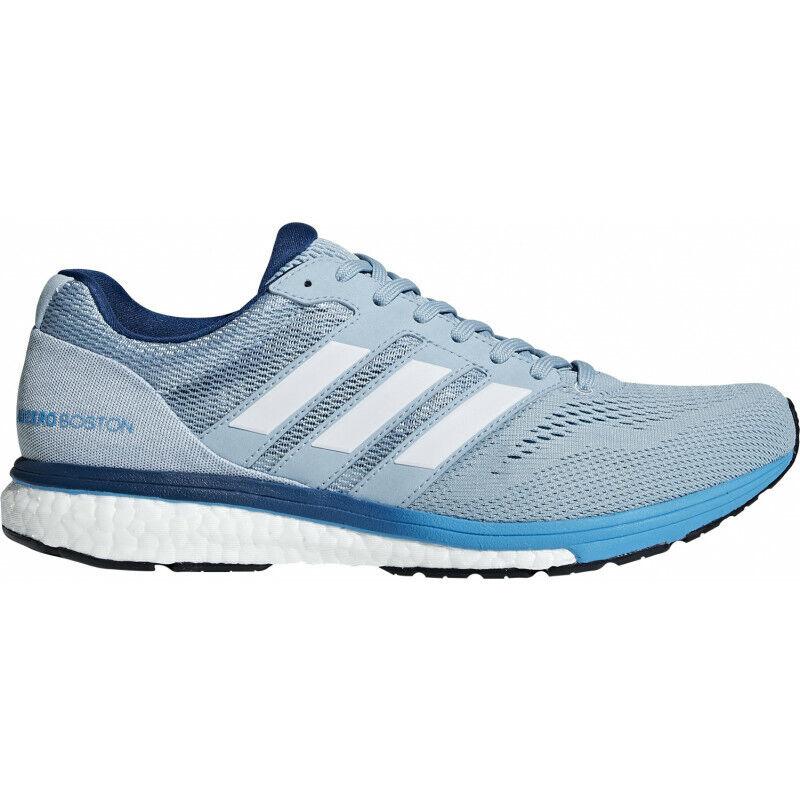 Mens Adidas Adizero Boston Boost 7 Mens Running shoes - bluee
