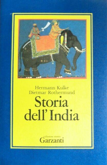 Storia dell'India. Collezione storica.