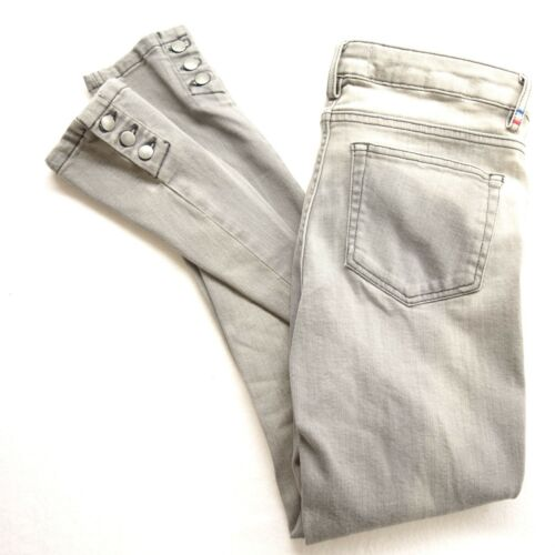 Skinny Marcel X Signatur Ankle Jeans 27 Nye With Etienne Buttons Kvinner 28 xqIFHF