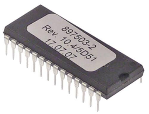 Hobart EPROM Rev 10.4//5d51 for Dishwasher auxxt amx-900 amxs-900 uxths