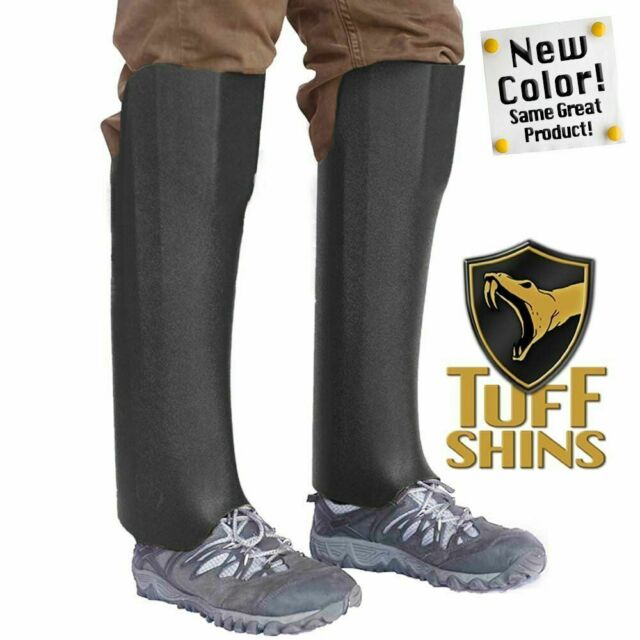 Tuff Shins Quick Leg Protection Protects From Snake Bite Weed Trimmer Etc For Sale Online Ebay