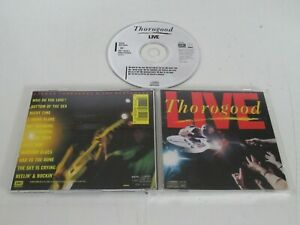 Thorogood-Live-Emi-Cdp-7-46329-2-CD-Album
