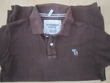 * Abercrombie & Fitch * Camisa Polo De Algodón Talla L/SML