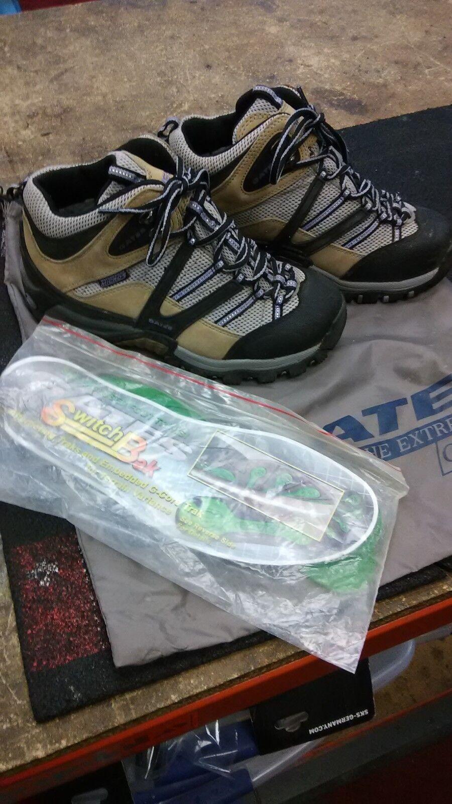 Gates Women's Hiking Boots, light use, nwot.  Size 7.5