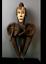 miniatura 1 - Primitiva tribale africana PUNU qui sotto Figura -- Gabon ADE 7
