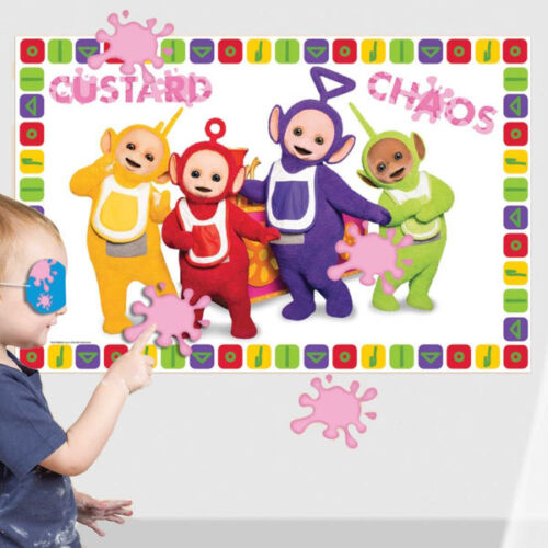 CHILDREN/'S THEMED PARTY GAMES TRADITIONAL PIN THE