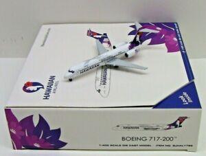 Gemini Jets 1:400 Hawaiian Airlines Boeing 717 N490HA GJHAL1789 IN STOCK