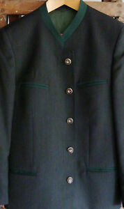 Lodenfrey-Tracht-Sakko-Janker-Trachtenjacke-traditional-costume-EUR-50-52-neuw