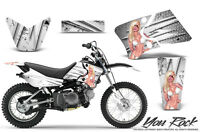 Yamaha Ttr90 Creatorx Graphics Kit Decals You Rock W