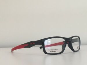 d5f2538d720 Image is loading 68-Oakley-OX8029-0856-CROSSLINK-PITCH-Eyeglasses-Satin-