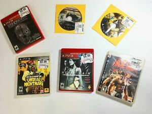 Playstation-3-Game-Lot-Dishonored-Red-Dead-Redemption-Street-Fighter-IV