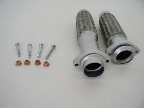 Reparaturrohre für Katalysator BMW 5er E39 525d 530d Flexrohre Abgasanlagen