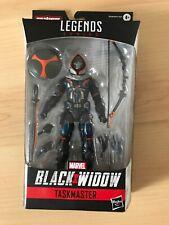 2020 Hasbro Marvel Legends Black Widow Series MCU Taskmaster Action Figure Boxed