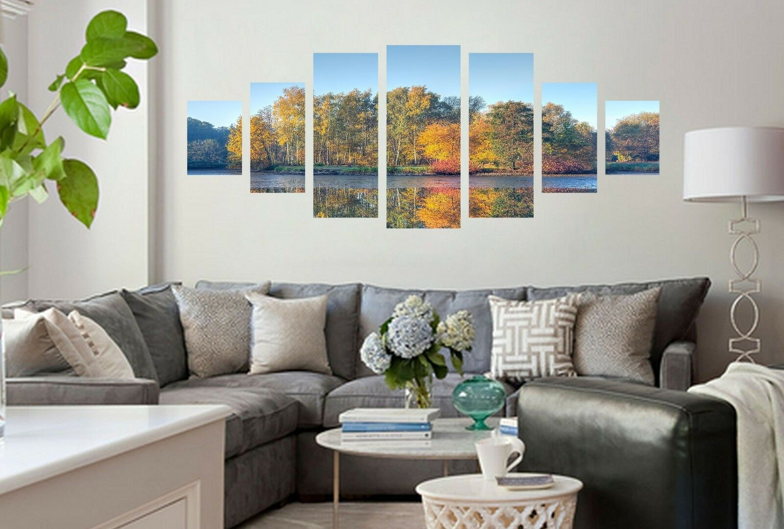 3D Lake Grove 686 Unframed Print Wall Paper Decal Wall Deco Indoor AJ Wall