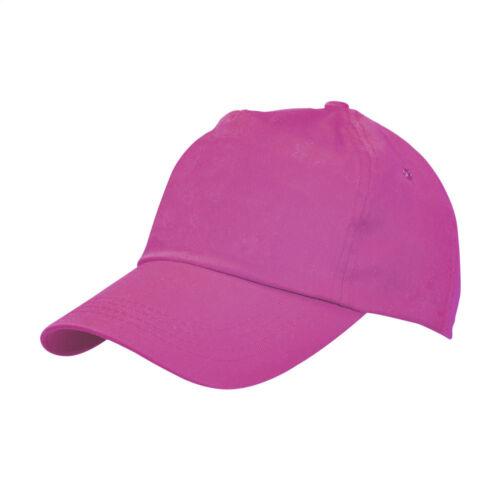 Cappello da baseball 100/% cotone misura adulto Sport Cappello-Regolabile 14 Colori Nuovo di Zecca