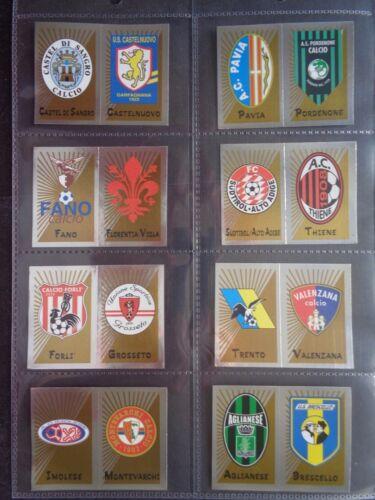 Panini Italia Pick The Autocollants You Need CALCIATORI 2002-2003 601-720