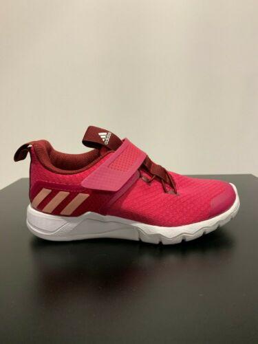 ADIDAS Girls Pink Shoes RapidaFlex EL K