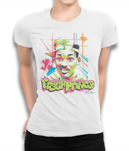 0d92d976 The Fresh Prince Of Bel-Air Graphic T-Shirt, Will Smith 90's Women's ...