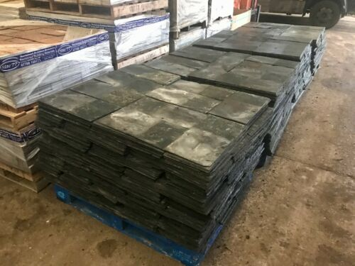 "2500 AVAILABLE. 20 X 10/"" RECLAIMED QUALITY /'GRADE A/' WELSH SLATE"