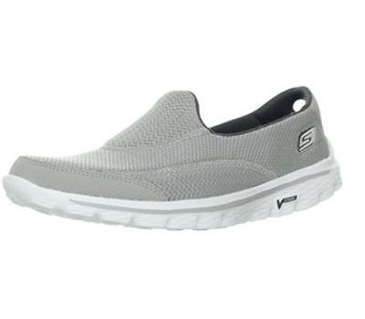 Slip-On Walking Shoe Gray (GRY) 13590