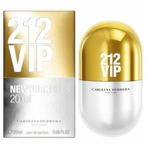 Detalles de Carolina Herrera 212 VIP Pills Eau de Parfum 20ml Spray