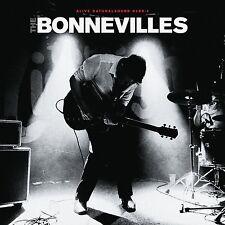 THE BONNEVILLES - ARROW PIERCE MY HEART  CD NEU