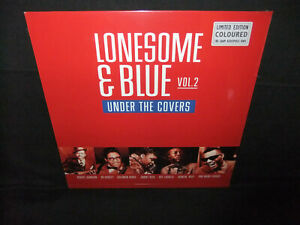 Lonesome-Blue-Vol-2-Under-Covers-Sealed-New-Vinyl-LP-OriginalVer-Rolling-Stones