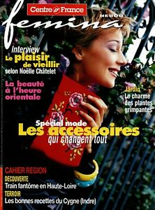 Juste ▬► Femina Hebdo - N°147 Du 26 Septembre 1999 - Spécial Mode - Robert Hossein Soyez Astucieux Dans Les Questions D'Argent