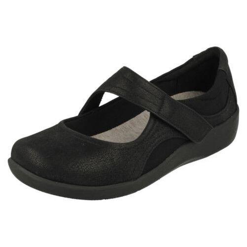 Clarks Clarks Clarks Mujer Cloudsteppers Zapatos de Diario Sillian Bella  mejor marca