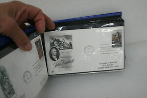 FIRST-DAY-COVER-52-covers-set-in-a-nice-booklet-showing-wonderful-history