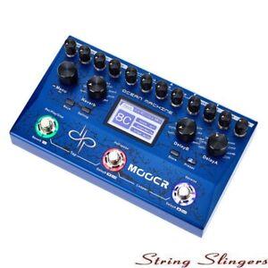 Mooer-Ocean-Machine-Guitar-Dual-Delay-Reverb-amp-Looper-Pedal-D