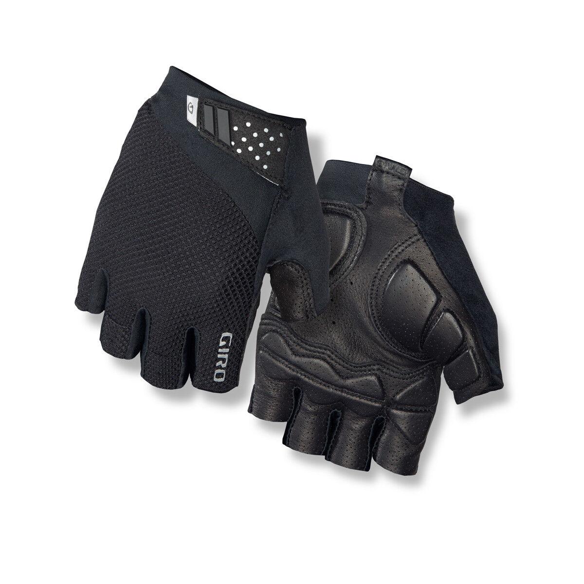 Giro Monaco II Gel Fahrrad Handschuhe Handschuhe Handschuhe kurz schwarz 2019 cf99b1