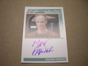 Complete-Star-Trek-TNG-Series-2-Matt-Frewer-as-Berlinghoff-Rasmussen-Autograph