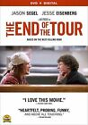 End of The Tour (2015 Region 1 DVD New)
