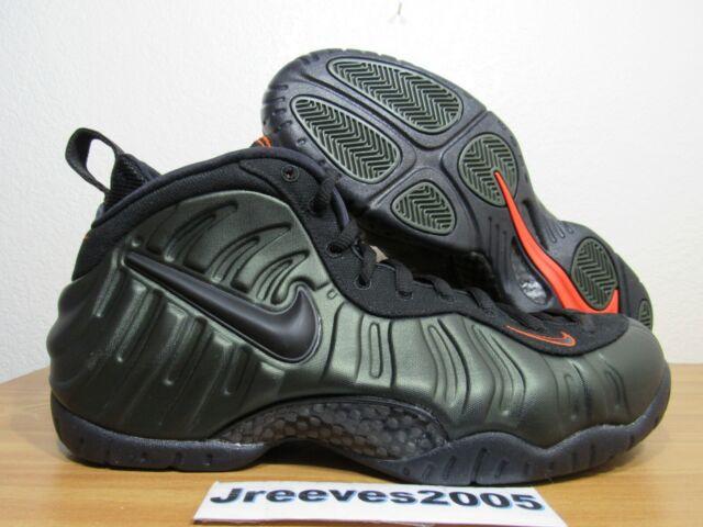 separation shoes 56320 c2021 Nike Air Foamposite Pro SEQUOIA Sz 10.5 100% Authentic Retro 624041 304