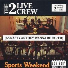 2 Live Crew Sports Weekend + 2 BONUS TRAKCS