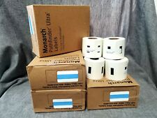 Monarch Pathfinder Ultra Labels 4 Boxes 6 Rolls In Each Box
