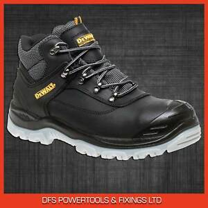 Dewalt Laser Safety Hiker Work Boots Steel Toe Cap /& Midsole Mens Sizes 6-12