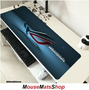ASUS-ROG-Extra-Large-Gaming-Mouse-Tappetino-PAD-ANTISCIVOLO-F-PC-Ufficio-Laptop-80x30cm