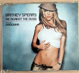 Madonna-amp-Britney-Spears-Me-Against-the-Music-4-track-CD-single-Germany
