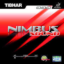 Tibhar Nimbus Sound Table Tennis Rubber Ebay
