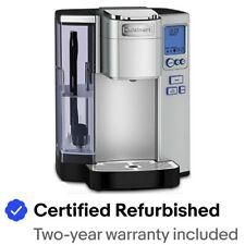 Cuisinart SS-10FR Premium Single-Serve Coffeemaker Grey - Certified Refurbished