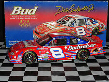 DALE EARNHARDT JR 2000 ROOKIE U.S. OLYMPIC TEAM WITH ROOKIE STRIPES