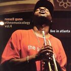 Ethnomusicology, Vol. 4: Live in Atlanta by Russell Gunn (Trumpet) (CD, Oct-2004, Justin Time)